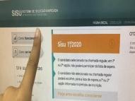 Estudantes reclamam de erro na lista de espera do Sisu