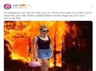 Memes tomam conta do Twitter durante inscrições do Enem
