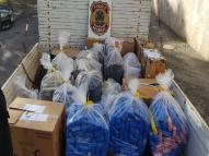 PE: polícia incinera mais de uma tonelada de drogas