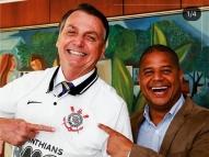 Marcos defende Marcelinho por encontro com Bolsonaro