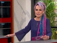 Ana Maria Braga brinca que pedirá folga na quarta