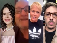 Mal-entendido faz aluna ganhar apoio de famosos em gincana