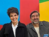 Programa de Mariana Godoy e Zeca Camargo é adiado