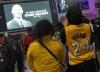 Estrelas do esporte homenageiam Kobe Bryant
