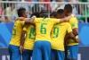 Brasil é maioria na Seleção da Copa eleita em site da Fifa