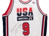 Camiseta de Michael Jordan vai a leilão por R$ 130 mil