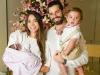 Ravi, filho de Alok e Romana Novais faz um aninho de vida