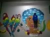 Lugar de mulher também é no grafite