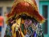 Na pandemia, caboclos trocam o cravo pela máscara
