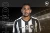 Botafogo anuncia a contratação de Diego Souza