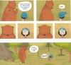 A narrativa fala sobre a pequena Raven que se perde de seus pais e, consequentemente, de seu lar. Tentando voltar para casa, a menina encontra o urso marrom, que aceita ajudá-la nessa missão.