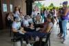 Ação universitária no parque do Utinga marca Dia da Mulher
