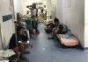 Condições desumanas: realidade do Hospital Getúlio Vargas