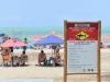 Sábado ensolarado lota praia de Boa Viagem com banhistas