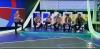 Ator usa braçadeira do Sport em programa da Globo
