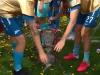 Capitão derruba e quebra taça de cristal da Copa da Rússia