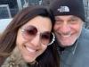 Viúva de Boechat lembra um mês da morte do jornalista