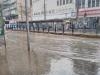 Chuvas causam vários pontos de alagamento no Recife