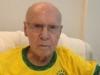 Aos 89, Zagallo cria Instagram: 'Vão ter que me engolir'